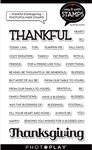Photoplay - Say It With Stamps Thankful/Thanksgiving