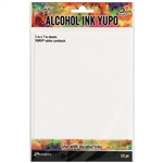 Tim Holtz - Alcohol Ink Yupo Paper