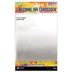 Tim Holtz - Alcohol Ink Surfaces Brushed Silver