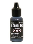 Ranger - Tim Holtz Alcohol Ink Pitch Black