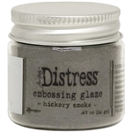 Ranger -  Distress Embossing Glaze Hickory Smoke