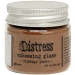 Ranger -  Distress Embossing Glaze Vintage Photo