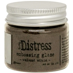 Ranger -  Distress Embossing Glaze Walnut Stain