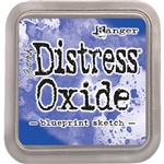 Ranger - Tim Holtz Distress Oxide Ink Pad Blueprint Sketch