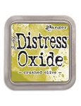 Ranger - Tim Holtz Distress Oxide Ink Pad Crushed Olive