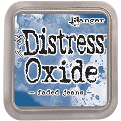 Ranger - Tim Holtz Distress Oxide Ink Pad Faded Jeans