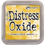 Ranger - Tim Holtz Distress Oxide Ink Pad Fossilized Amber