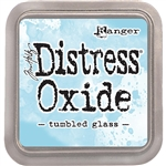 Ranger - Tim Holtz Distress Oxide Ink Pad Tumbled Glass