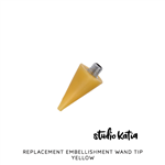 Studio Katia - Replacement Wand Tip Yellow
