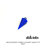 Studio Katia - Replacement Wand Tip Navy