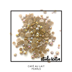 Studio Katia - Pearls Cafe Au Lait