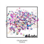 Studio Katia - Color Burst Pearls