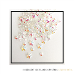 Studio Katia - Iridescent Ice Flakes