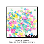 Studio Katia - Rainbow Hearts