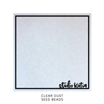 Studio Katia - Seed Beads Clear Dust