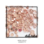 Studio Katia - Confetti Rose Gold