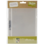 "Simple Stories -  Sn@p! Vertical Page Protectors For 4""X6"" Binders 10/Pkg"