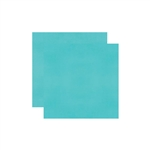 "Simple Stories - Color Vibe Double-Sided Cardstock 12""X12"" Teal Brights"