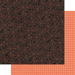 Simple Stories - Happy Haunting Double-Sided Patterned Paper To Die For