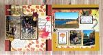 SSZ - Scrap Shotz Page Kit 02 Fall With How to Video