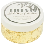 Tonic - Nuvo Gilding Flakes Radiant Gold