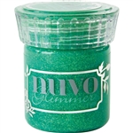Tonic - Nuvo Glitter Glimmer Paste Emerald Green