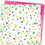 Vicki Boutin - Color Study  Double-Sided Cardstock 12x12 Dots & Marks