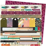 Vicki Boutin - Storyteller Double-Sided Cardstock 12x12  ** PRE ORDER, NOT IN STOCK UNTIL MID-LATE SEPT**Plot