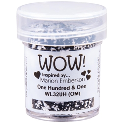 Wow! Embossing Powder One Hundred and One 15 ml