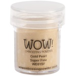 Wow! Embossing Powder  Gold Pearl 15 ml