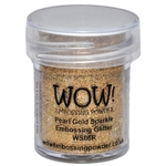 Wow! Embossing Pearl Gold Sparkle Glitter 15 ml