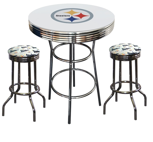 Metal Bar Table And Stools Summervilleaugusta Org