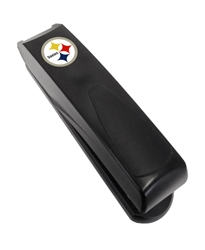 New Black Office Stapler Featuring Pittsburgh Steelers Logo Theme!