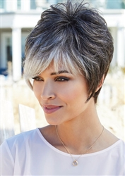 Grey Synthetic Wigs & Short Wigs for Women