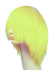 Deluxe Silly Boy - Costume Wig