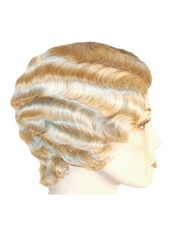 Short Finger Wave  - Costume Wigs