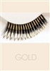 Gold - Fashion Eyelash by Helena Collection