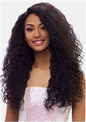 Harlem 125 Brazilian Natural Remy Lace Front Wigs