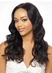 Harlem 125 Brazilian Natural Wigs | Human Hair Lace Front Wigs