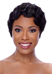 Human Hair GO GO Collection by Harlem 125 Wigs