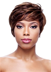 Short Human Hair Wigs | Wigs for Black Women | Harlem 125 Wigs