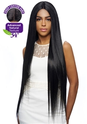 Long Straight Wigs | Synthetic Wigs