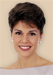 Short Top Pieces by Helena Collection Wigs