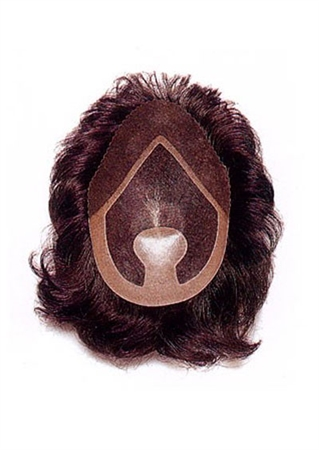Human Hair Wigs | Men's Toupee