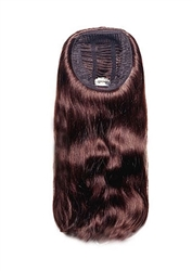 Human Hair Mini Fall
