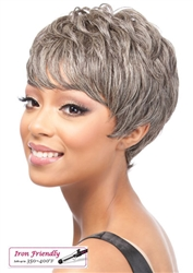 It's a Wig | Gray Synthetic Wigs