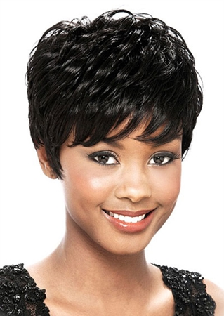 Synthetic Wigs | Short Gray Wigs