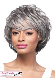 Sassy Mama Synthetic Wigs by It's a Wig