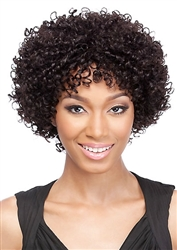 Human Hair Charming Curl Wigs | Human Hair Wigs by It's a Wig