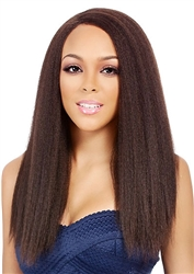 100% Natural Yaki Hair Wig